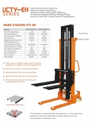 HAND STACKER CTY-EH